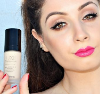 The Perfect Foundation: Luxe Liquid Foundation Review!