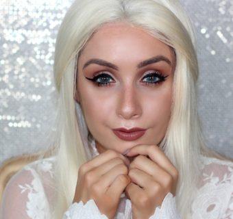 My Everyday Makeup Look /  Cosmedicine Review!